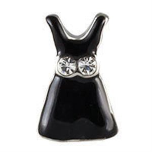 Picture of Black Dress Charm